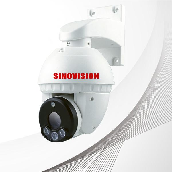 Sinovision IP Network Mini IR Speed Dome Camera