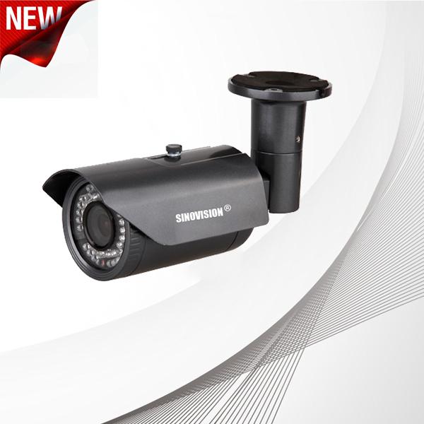 Sinovision Alarm AHD Varifocal Lens IR Bullet Camera