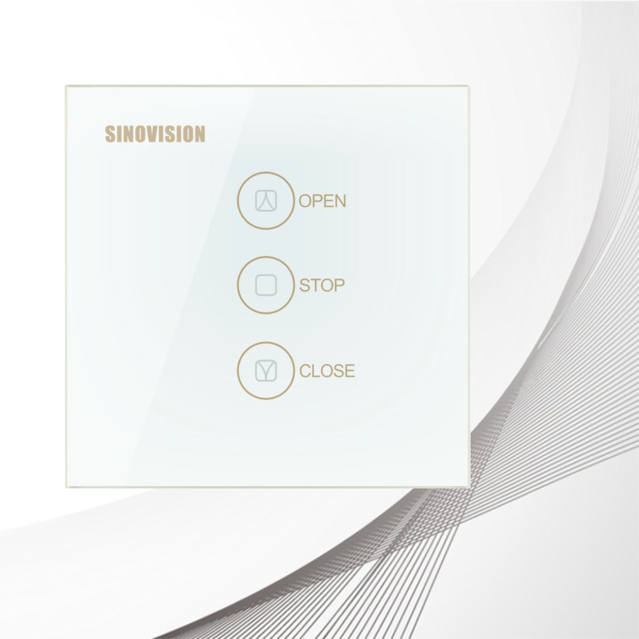 Sinovision Smart  Roll-up Door Controller