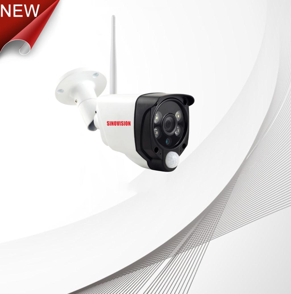 Sinovision WIFI PIR 2.0MP Alarm Camera
