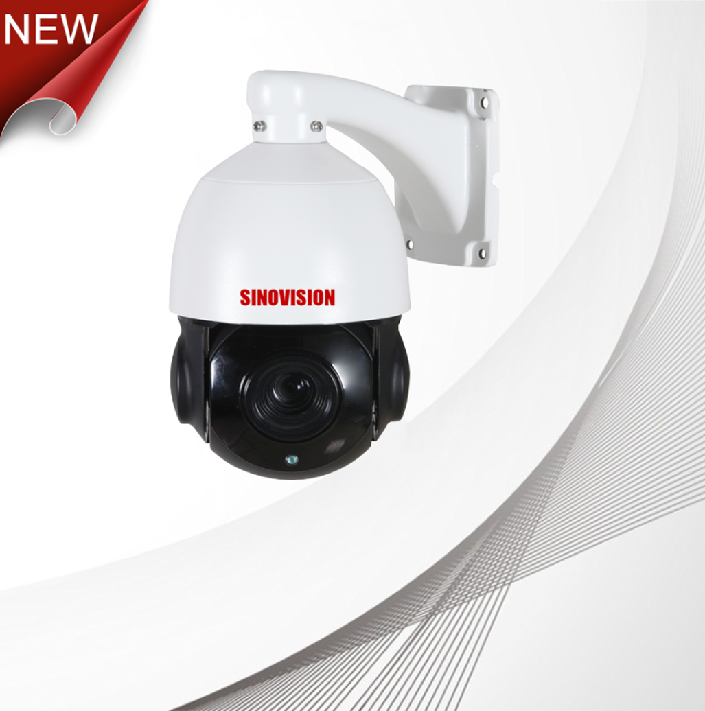 Sinovision Motion Detection 4G Solar Wifi PTZ Camera Securit