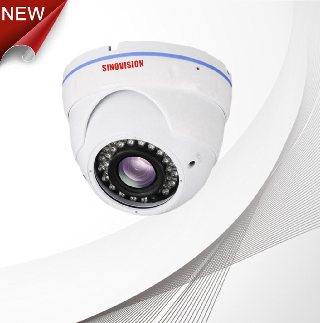 Sinovision 5.0MP HD Dome Fixed Camera