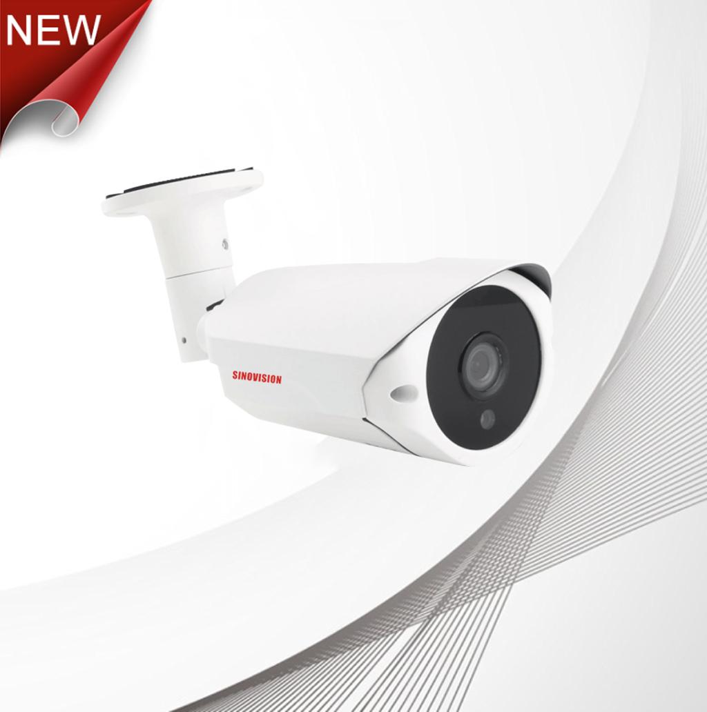 Sinovision 5.0MP HD Bullet Fixed Camera
