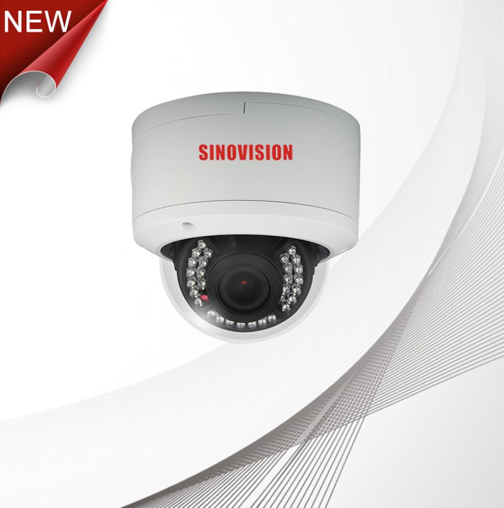 Sinovision 5.0MP HD Dome Varifocal Camera