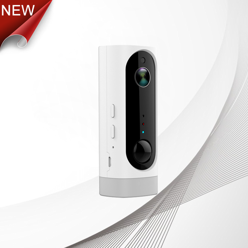 Sinovision 2.0MP Chargeable battery wifi ip camera