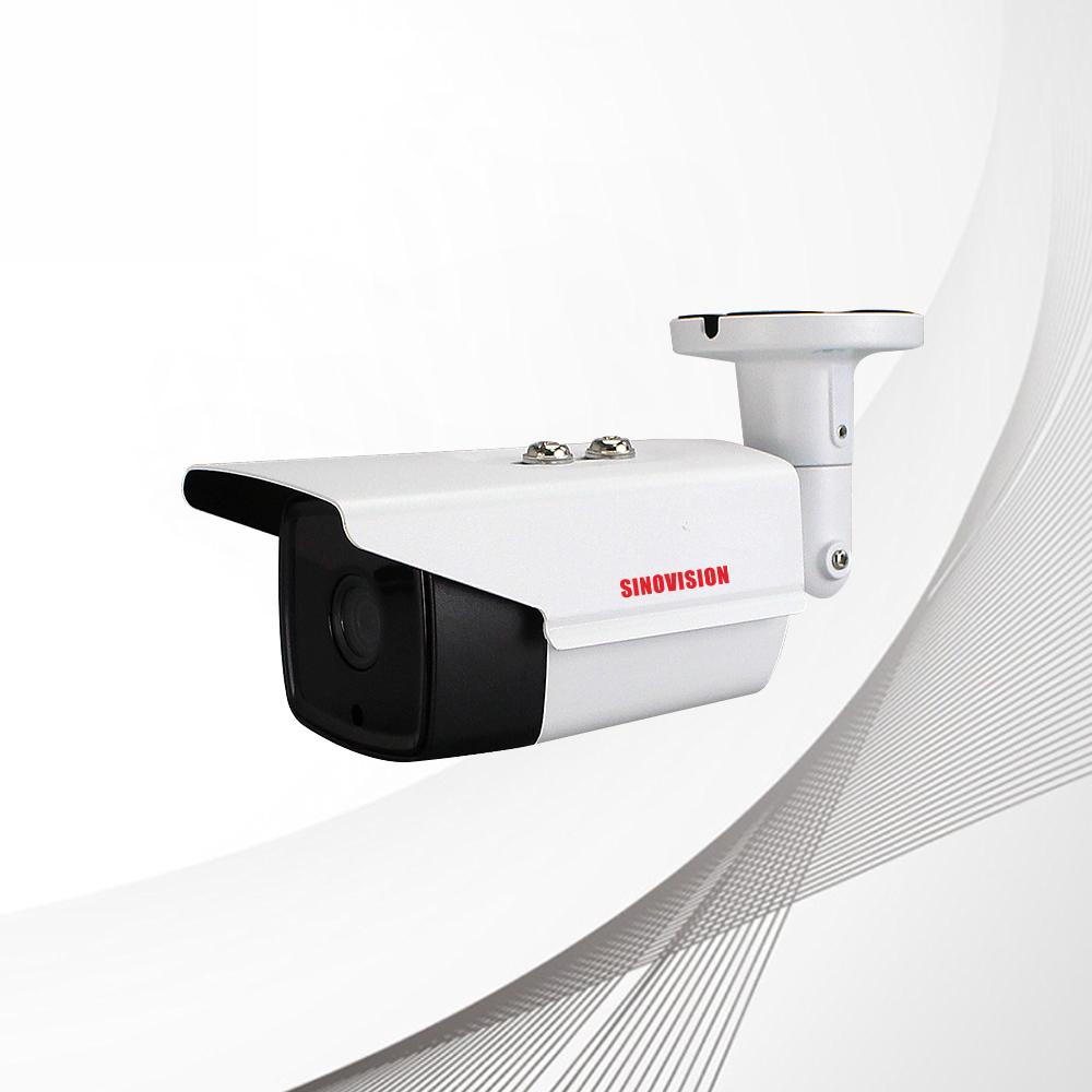 Sinovision Fixed Lens Outdoor Bullet Starlight IP Cam