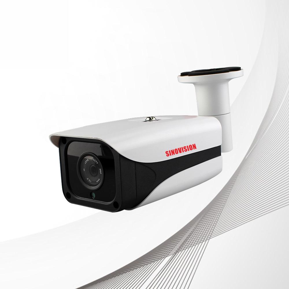 Sinovision Varifocal Lens Outdoor Bullet Starlight IP Cam