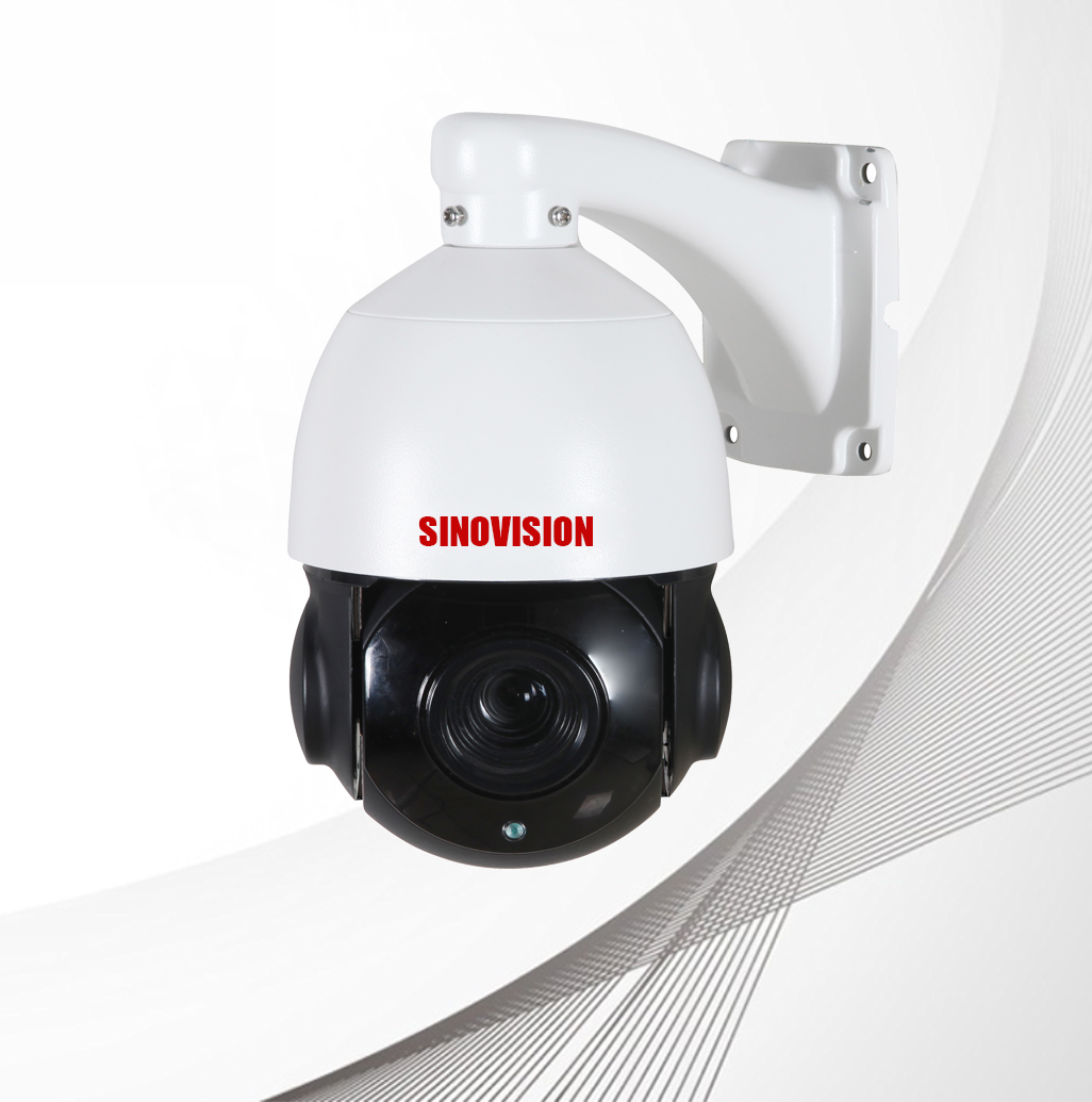 Sinovision 22x Optical Zoom IP PTZ Speed Dome Camera