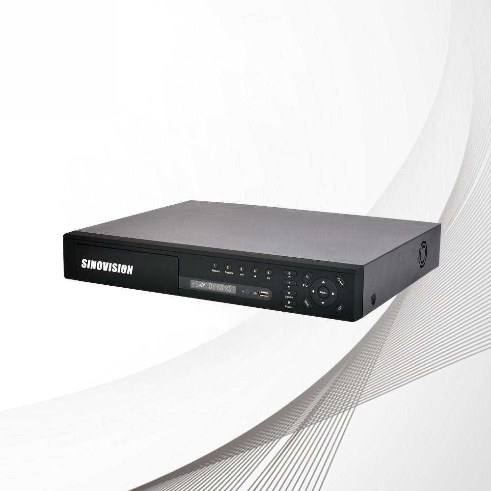 Sinovision 4CH 1080N XVR 6 in 1 DVR