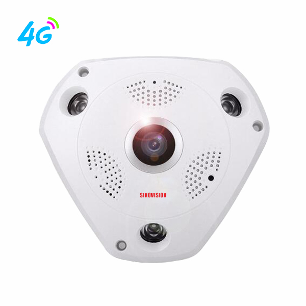 Sinovision 4G 360°VR Camera 1.3Megapixel