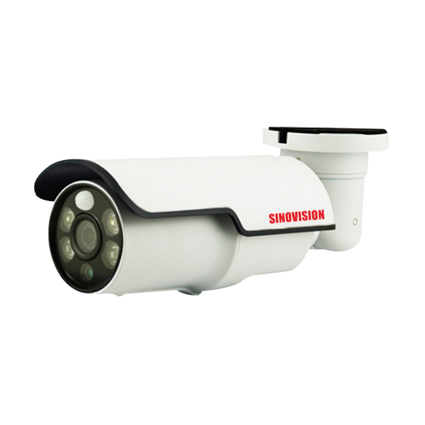 Sinovision 5.0MP IP Cam Built-in Varifocal Lens PIR Sensor