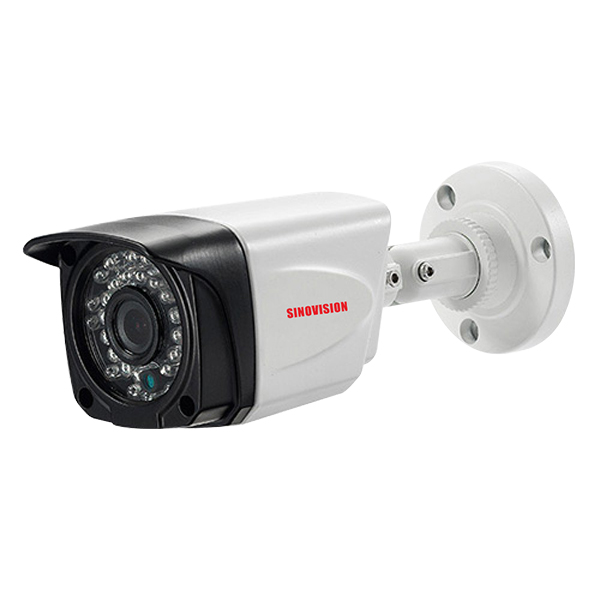 Sinovision 5MP IP Bullet Cam 3.6mm Fixed Lens