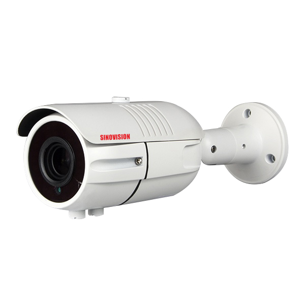 Sinovision 5MP IP Bullet Cam 2.8-12mm Varifocal Lens