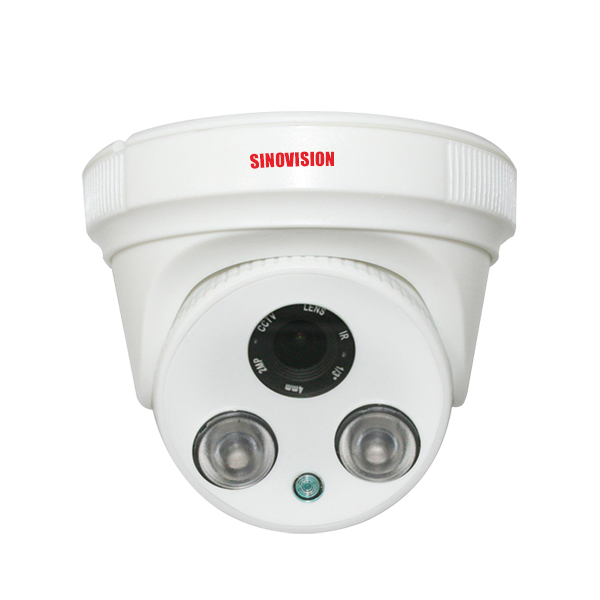 Sinovision 4MP IP Dome Cam 3.6mm Fixed Lens