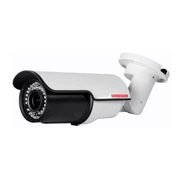 Sinovision 2.0MP Motorized Zoom Lens IP Bullet Camera