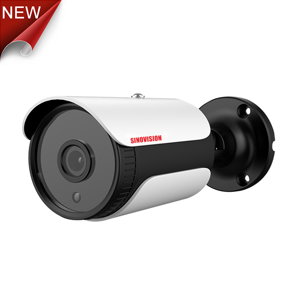 Sinovision Fixed Lens Outdoor Bullet  Starlight IP Camera