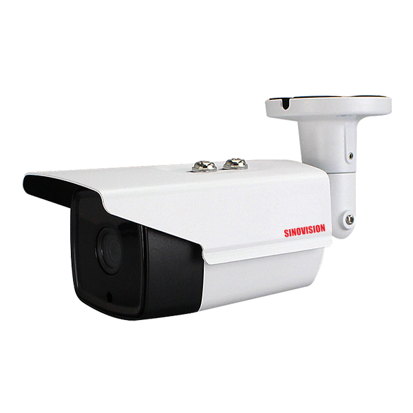 Sinovision Fixed Lens Outdoor Bullet Starlight IP Cam