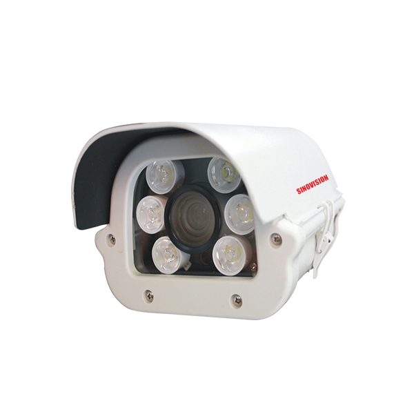 1080P ANPR Network Camera 6~22mm Varifocal Lens