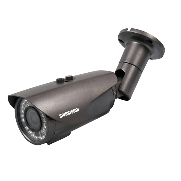 Sinovision HD 4.0MP Varifocal Lens Metal Bullet Camera