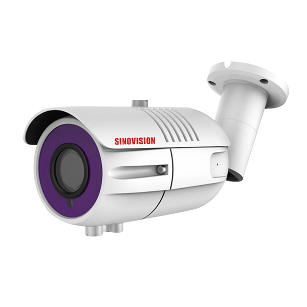 Sinovision HD 2.0MP Varifocal Lens Metal Bullet Camera