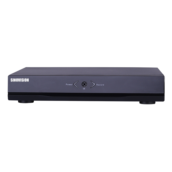 Sinovision 16CH 6 in 1 DVR in H.265 compression