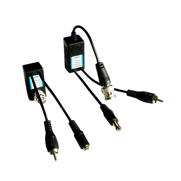 Sinovision RJ45 Balun - Power, Video, Audio