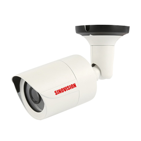 Sinovision IP 8.0MP 4K Fixed Bullet Camera