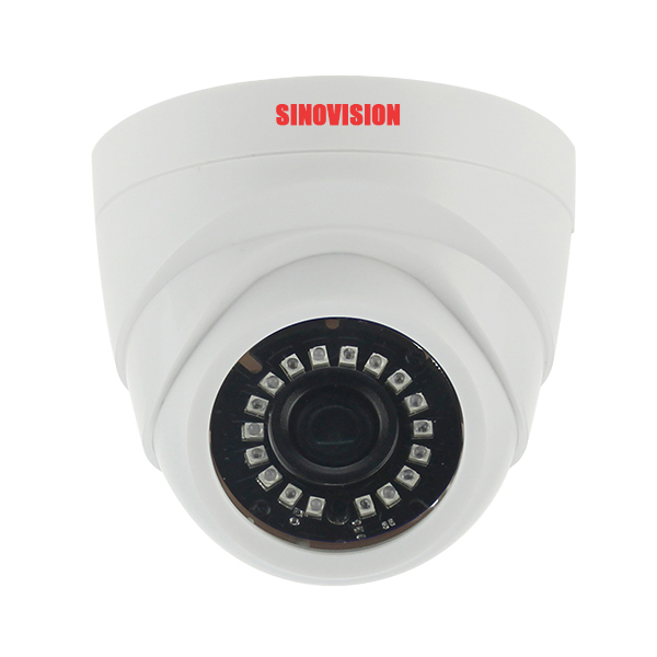 Sinovision IP 8.0MP 4K Fixed Dome Camera